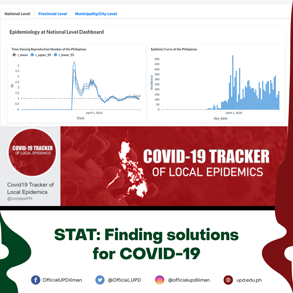 Image for STAT: Finding Solutions for COVID-19